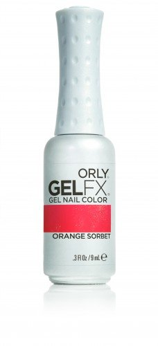 ORLY Gel FX Orange Sorbet (9ml)