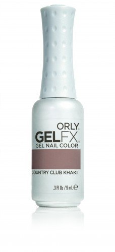 ORLY Gel FX Country Club Khaki (9ml)