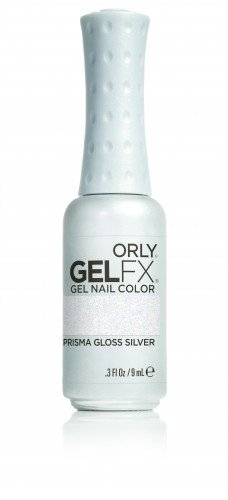 ORLY Gel FX Prisma Gloss Silver (9ml)