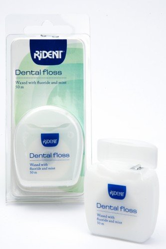 Rident Dental Floss 50 Metres