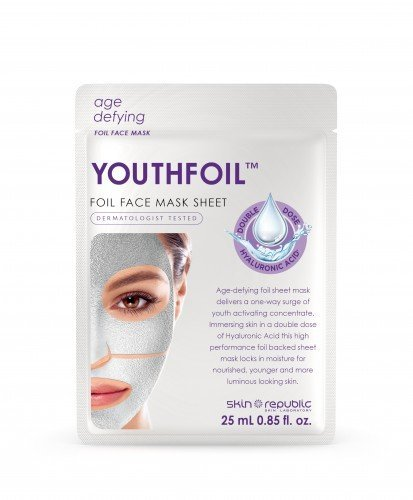 Skin Republic Face Mask  Youthfoil 25ml