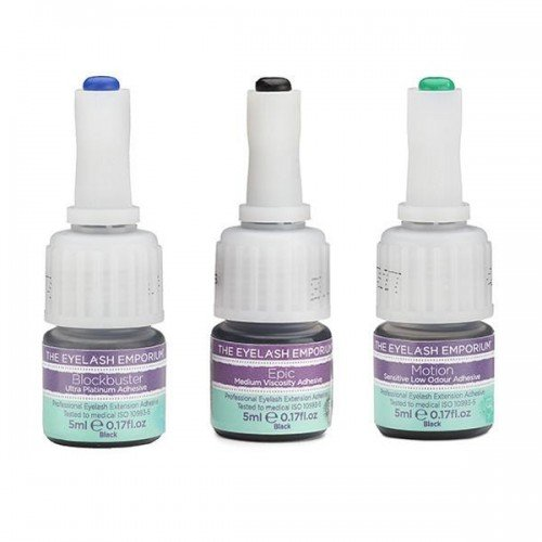 The Eyelash Emporium Triple Glue Pack Triple Adhesive Pack - 1 of each variant