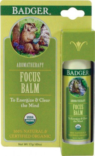 Badger Balm Display Focus