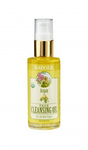 Badger Balm Skin Care Argan Cleansing Oil