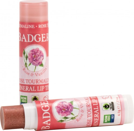 Badger Mineral Lip Tint Rose Tourmaline (4.2g)