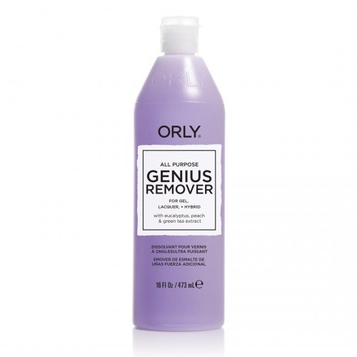 ORLY Polish Remover  Genius Remover (16oz) 473ml