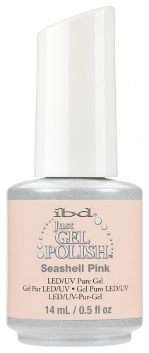 ibd Just Gel Polish Seashell Pink (14ml)