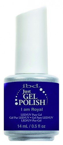 ibd Just Gel Polish - special £ I Am Royal (14ml)
