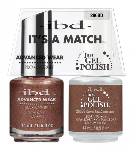IBD It's a Match Came.Saw.Contoured