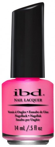ibd Nail Lacquer Tickled Pink