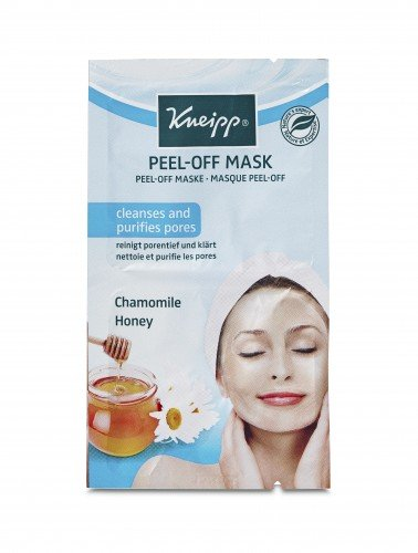 Kneipp Face Mask (15pc) Peel-off Mask Chamomile  Honey 2 x 8ml