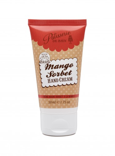 Patisserie de Bain Hand Cream Tube Mango Sorbet (50ml)