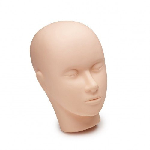 The Eyelash Emporium Training Stunt Double Mannequin Head