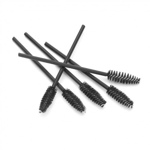 The Eyelash Emporium Treatment Prep Final Edit Mascara Wands (25 Pack) Black