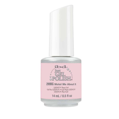 IBD Just Gel Polish Motel Me About It | Pink Motel - IBD Nails