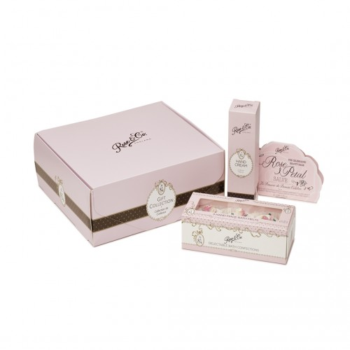 Rose  Co. No.84 Gift Box Small
