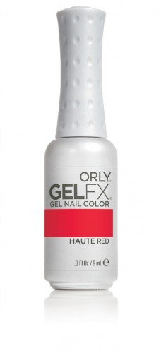 ORLY Gel FX Haute Red