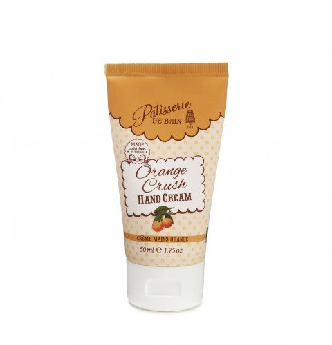 Patisserie de Bain Hand Cream Tube Orange Crush