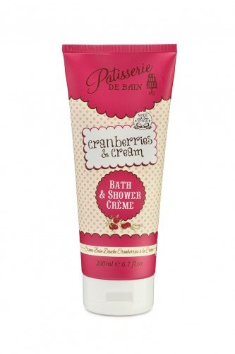 Patisserie de Bain Shower Crème Cranberries Cream