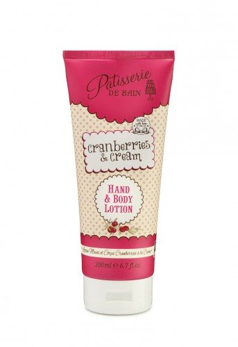 Patisserie de Bain Body Lotion Cranberries Cream