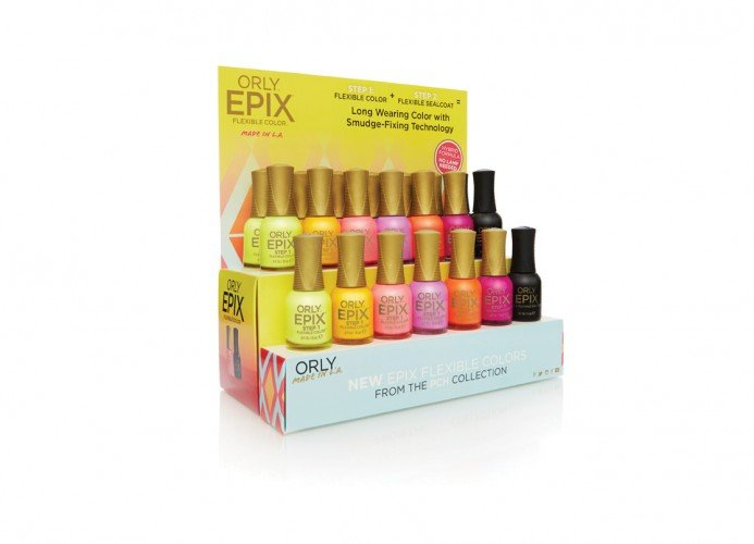ORLY EPIX PCH Summer 21pc 3 free Sealcoat