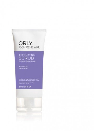 ORLY Rich Renewal Exfoliating Scrub Passion