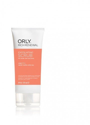 ORLY Rich Renewal Exfoliating Scrub Pretty