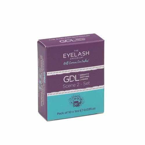 The Eyelash Emporium GDL Scene 2 Set Solution 10 x 1ml