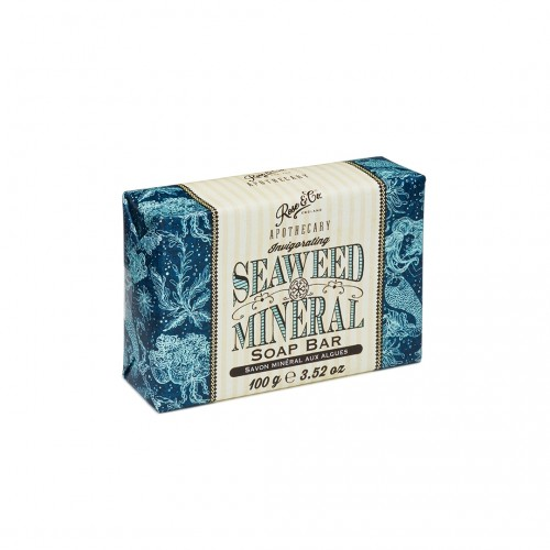 Rose  Co. Apothecary Soap Seaweed Mineral (100g)