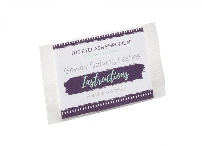 Gravity Defying Lashes Tint Patch Test (Pack of 10)