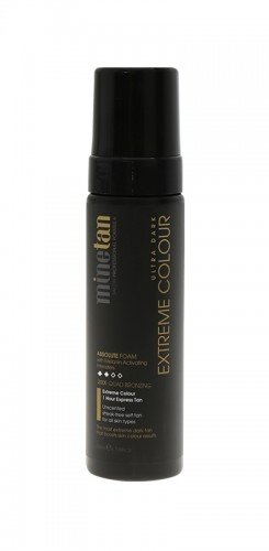 MineTan Absolute Foam  Ultra Dark (Melanin Activating) 6.7 fl oz / 200ml