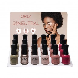 ORLY Nail Polish New Neutral 18pc collection