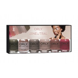 ORLY Seasonal Lacquer New Neutral  (6pc)