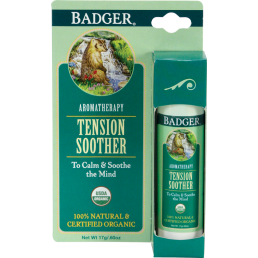 Badger Mind Balm Tension Soother Display (6 x 17g)
