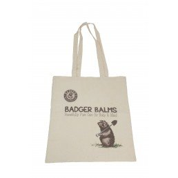 Badger Fairtrade Cotton Bag