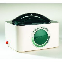 clean+easy Pot Wax Heater Deluxe - To be used with Brazilian Hard Wax