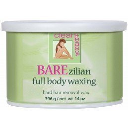 clean+easy Barezilian Pot Full Body (475ml)