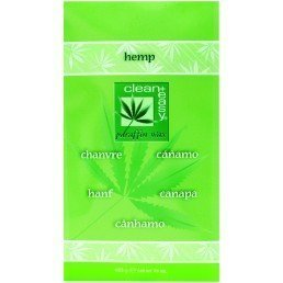 clean+easy Paraffin Wax Hemp (16oz)