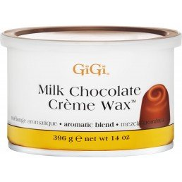 GiGi Crème Wax Milk Chocolate (14oz)