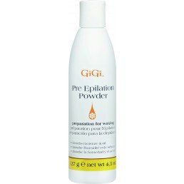 Gigi Pre-Epilation Dusting Powder (4.5oz)