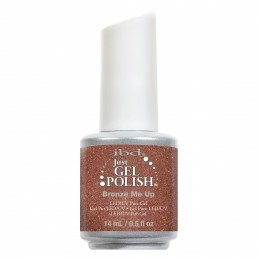 ibd Just Gel Polish - special £ Bronze Me Up (14ml)