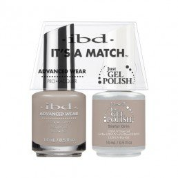 IBD IT'S A MATCH DUO JGP  ADVANCED WEAR SINFUL GRIN 14ML