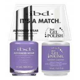IBD IT'S A MATCH DUO JGP  ADVANCED WEAR LONDON 14ML