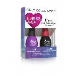 ORLY Amp'd Flexible Wear Valley Girl Duo Kit