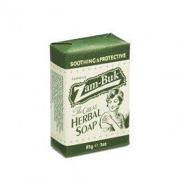 Zam-Buk Traditional Antiseptic Herbal Soap Bar (85g)