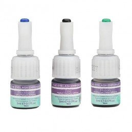 The Eyelash Emporium  Adhesive Triple Adhesive Pack - 1 of each variant