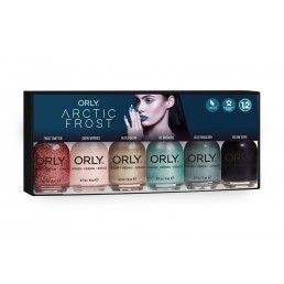 ORLY Nail Polish Arctic Frost 6pix (Winter 2019) polish