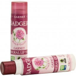 Badger Mineral Lip Tint Garnet (8pc x 4.2g)