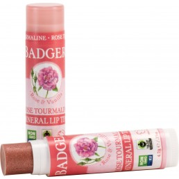 Badger Mineral Lip Tint Rose Tourmaline (8pc x 4.2g)