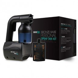 MineTan Bronze Babe Personal Spray Tan Kit Black